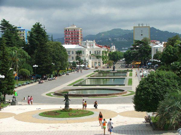 Batumi-Georgia
