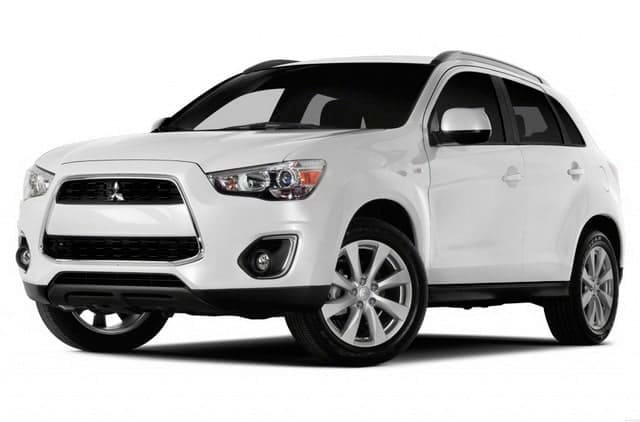 Car rental in Batumi Mitsubishi ASX 2.0