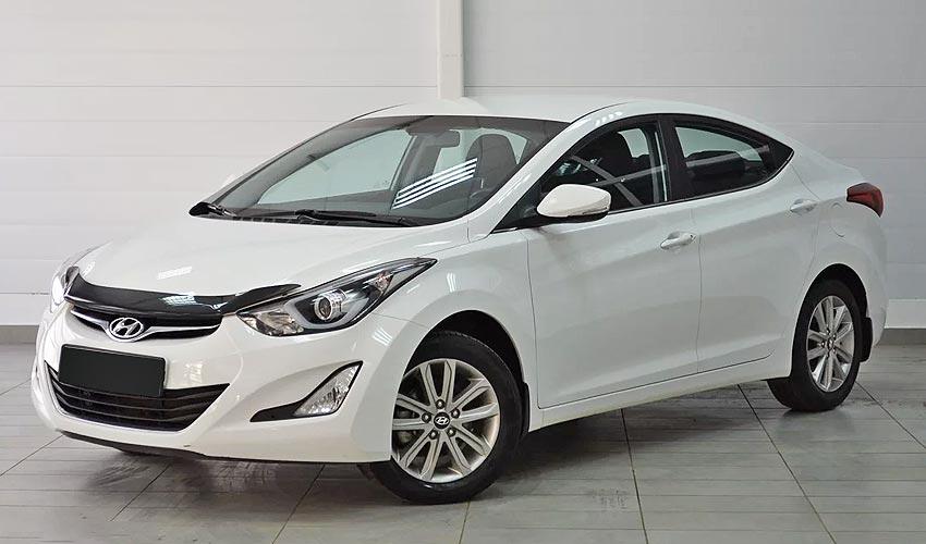 прокат авто Hyundai Elantra 1.8