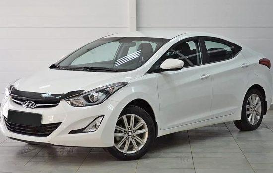 Аренда авто Hyundai Elantra 1.8 в Батуми